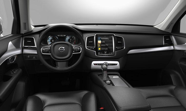 2019 Volvo Xc90 T5 Fwd Momentum 1900147 Capitol Motors
