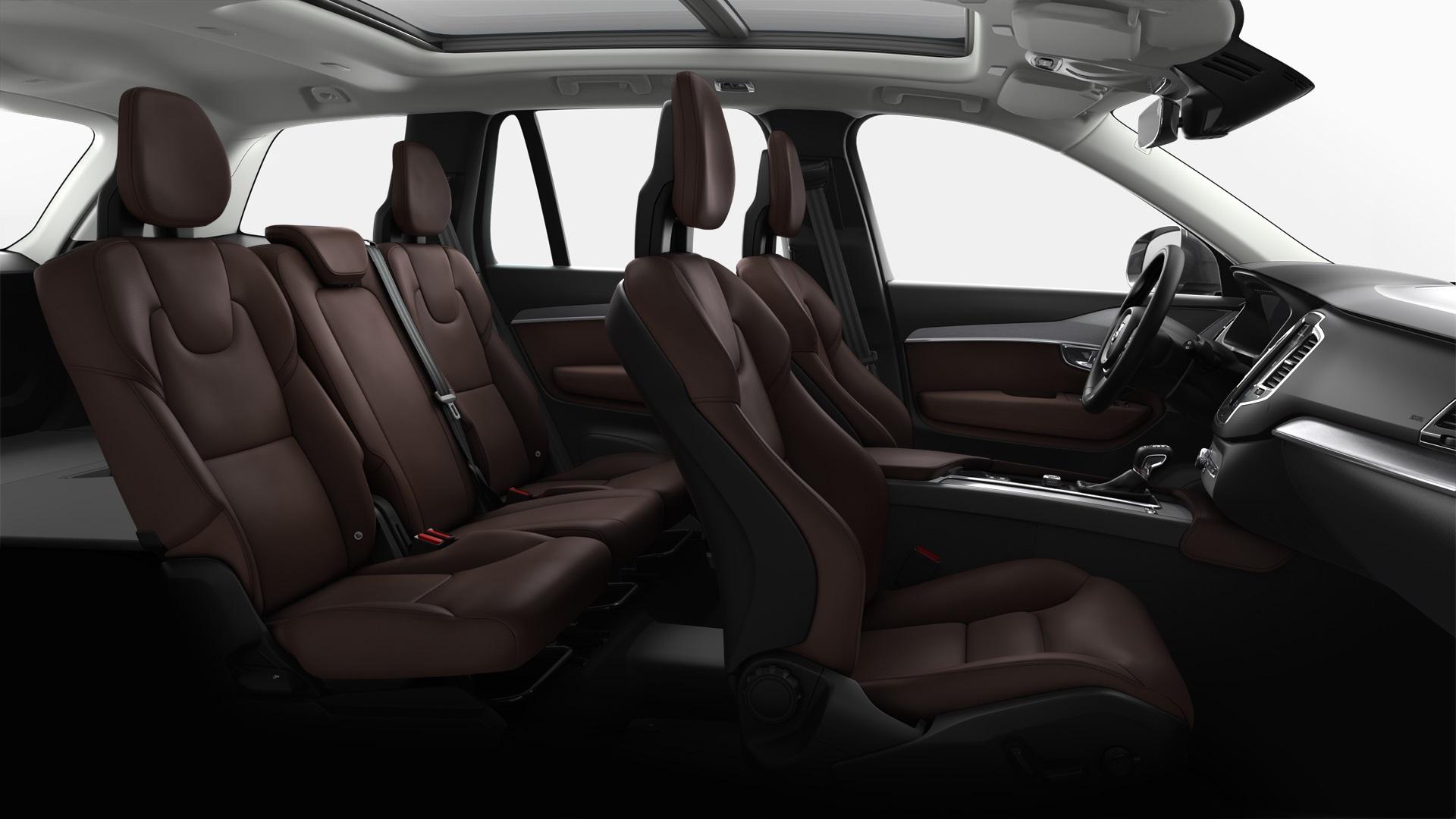 2019 Volvo Xc90 T6 Awd Momentum 1803225 Capitol Motors