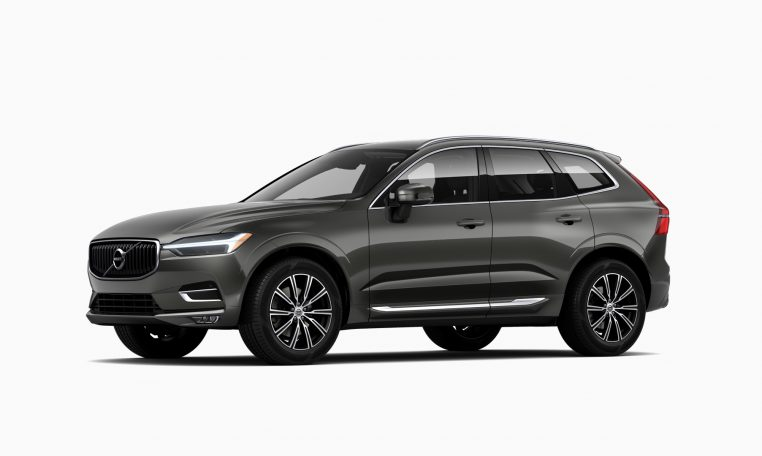 Volvo XC60 Pine Grey Metallic