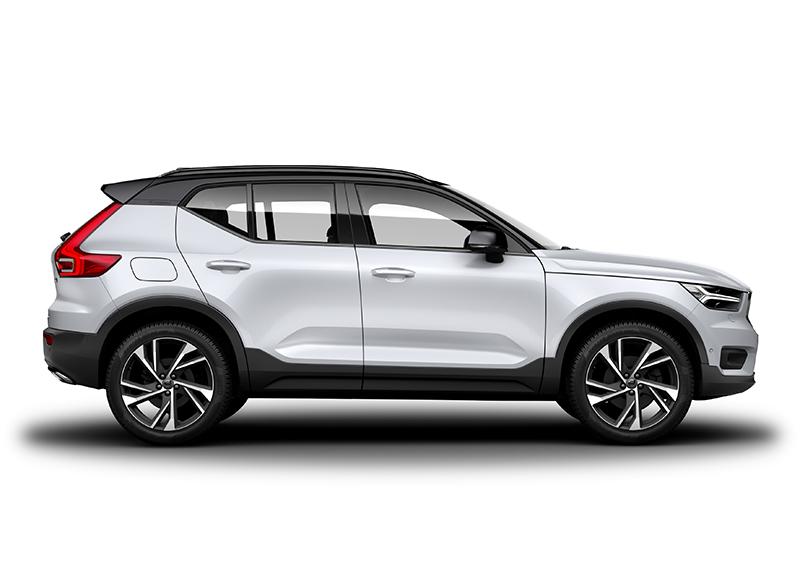 2019 Volvo Xc40 T5 Awd R Design 1704414 Capitol