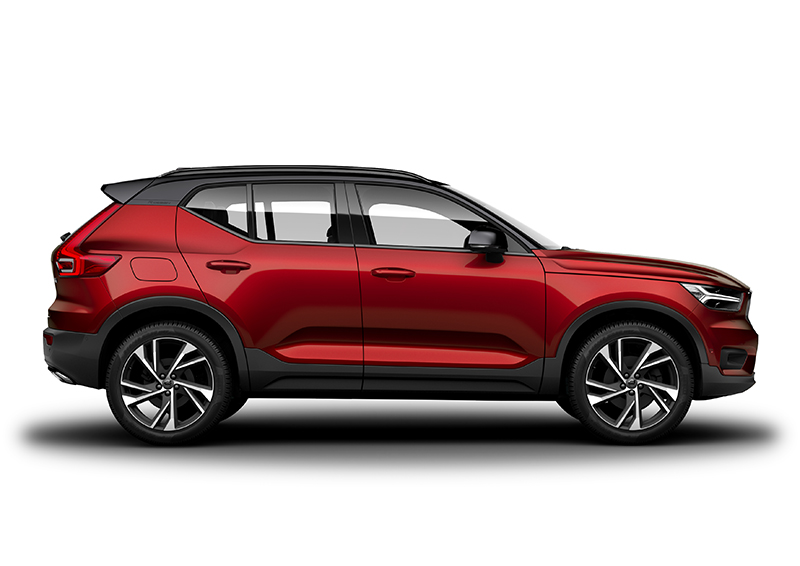 2019 volvo xc40 t5 awd r design 1704672 capitol for Country hill motors inventory