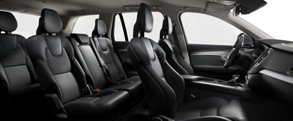 XC90 Leather_T-Tec Charcoal in Charcoal interior-RD00_US
