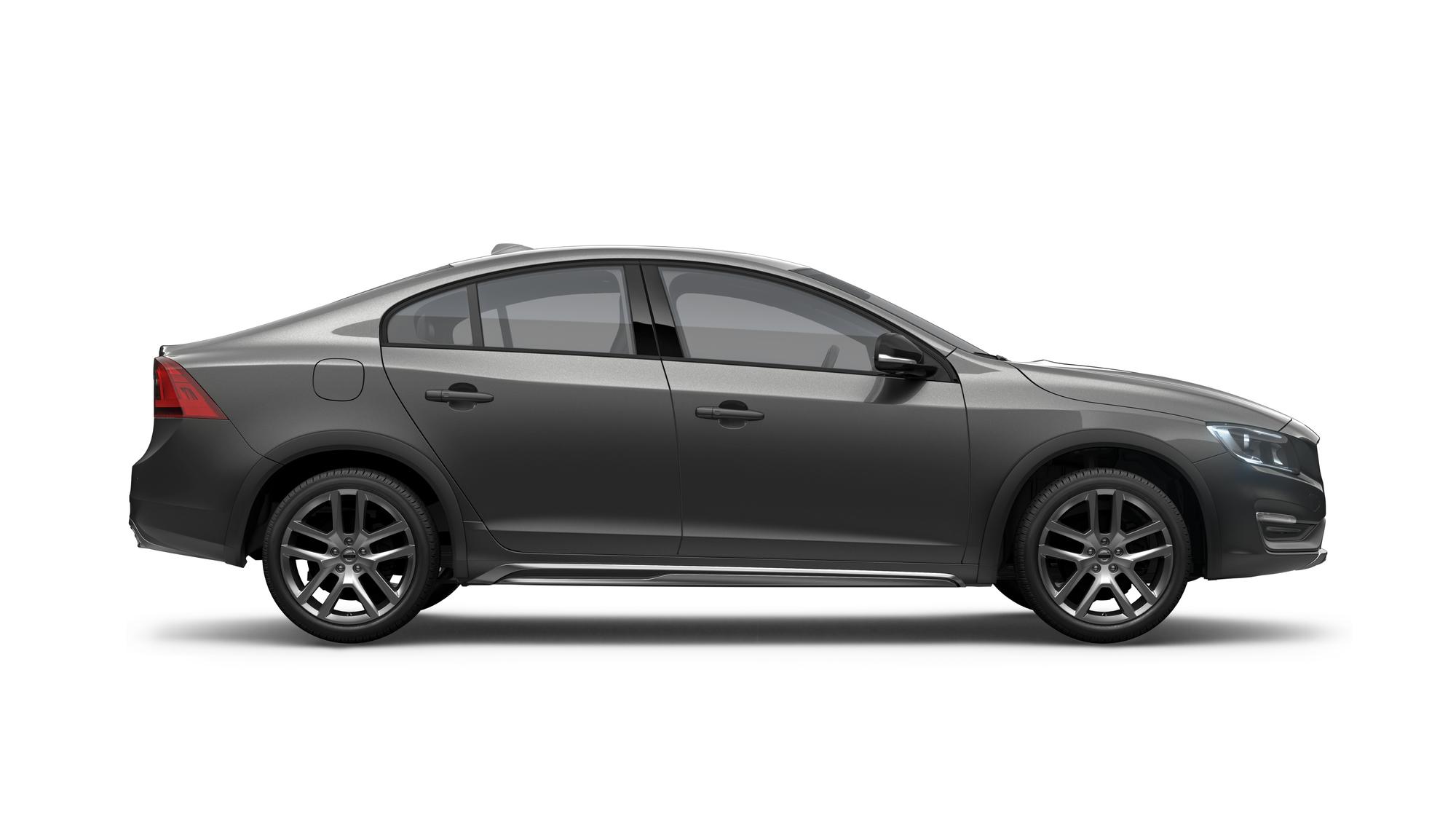 Volvo s60 savile grey metallic images - 2017 Volvo S60 Cross Country Exterior Colors