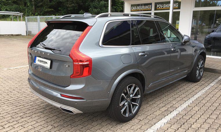 2018 Volvo Xc90 T6 Awd Momentum 1704661 Capitol Motors