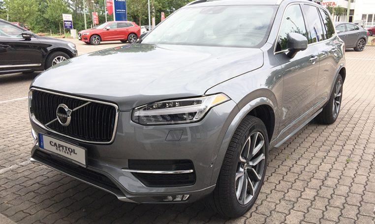 2018 Volvo Xc90 T6 Awd Momentum 1704661 Capitol