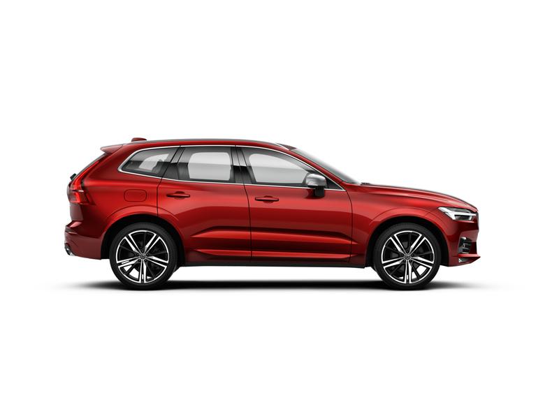 Fusion 2017 Black >> All-New Volvo XC60 - Capitol MotorsCapitol Motors