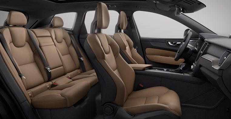 2018 volvo xc60 interior. delighful 2018 vehicle overview  to 2018 volvo xc60 interior