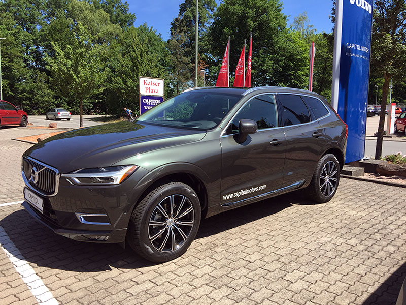 2018 Volvo Xc60 T5 Awd Inscription 1700992 Capitol