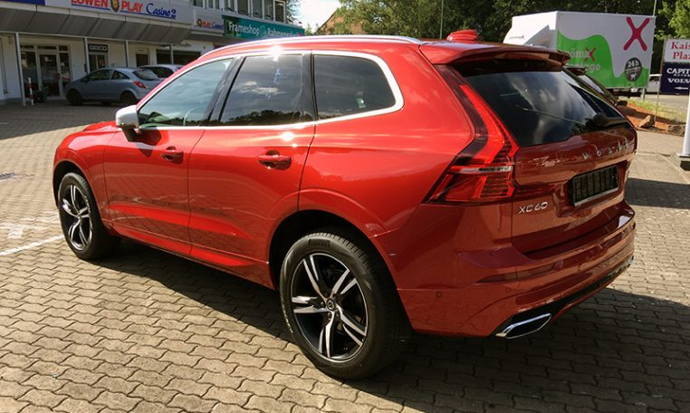 2018 Volvo Xc60 T5 Awd R Design 1700996 Capitol