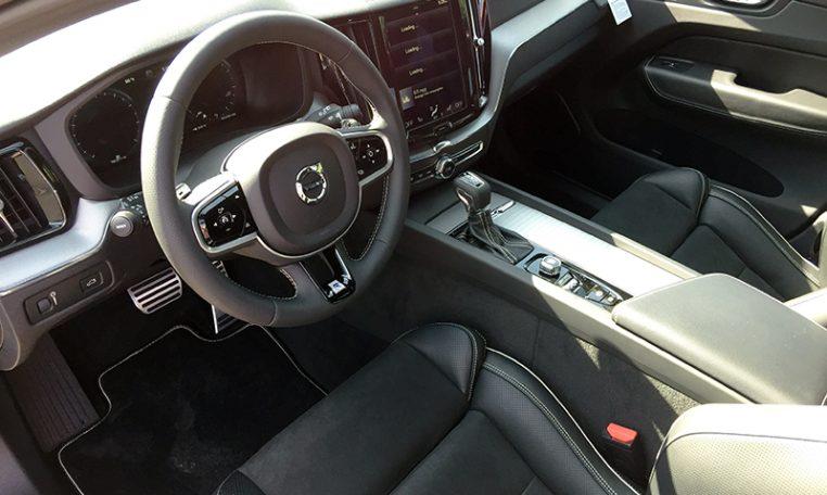 2018 Volvo XC60 T5 AWD R-Design - 1700996 - Capitol Motors