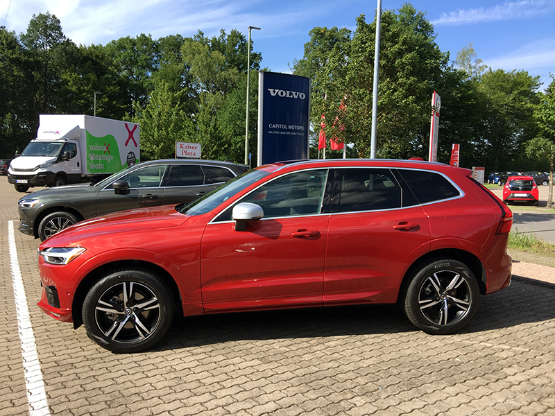 Car Seat Trade In 2017 2018 Volvo XC60 T5 AWD R Design