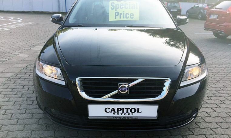 2008 volvo s40 fwd pre owned capitol motors. Black Bedroom Furniture Sets. Home Design Ideas