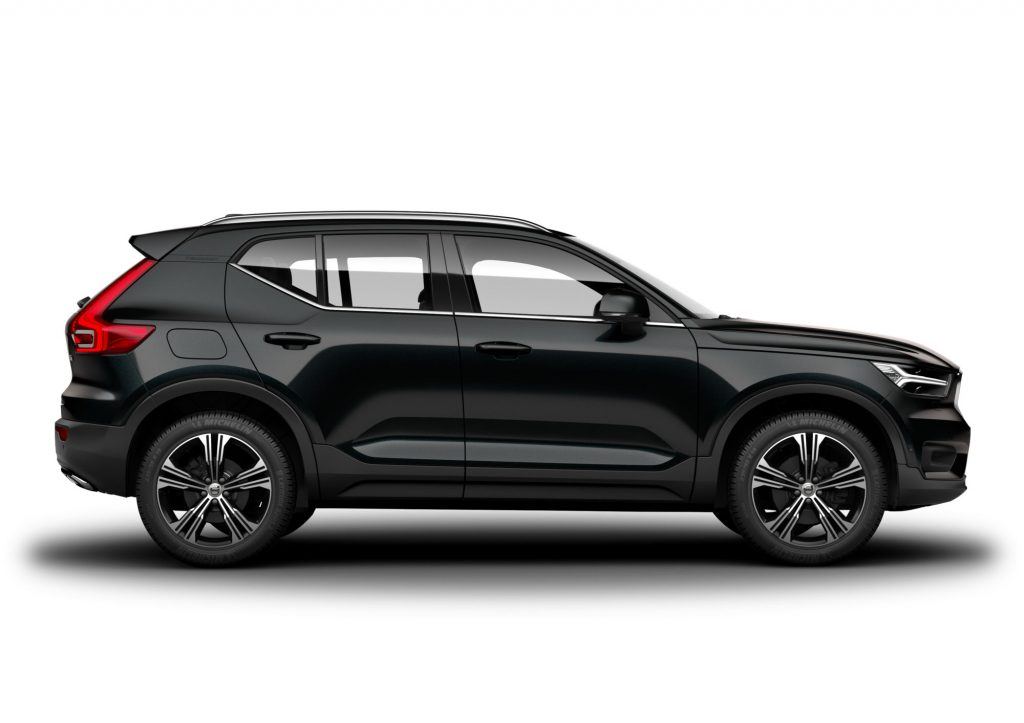 Shipping A Car >> Volvo XC40 - Your Compact Crossover SUV - Capitol Motors