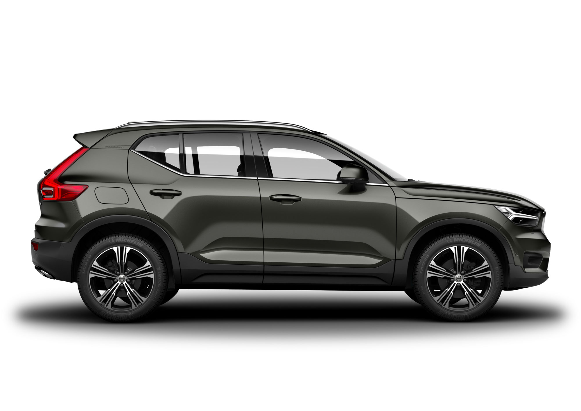 Volvo Suv Models >> Volvo XC40 - Your Compact Crossover SUV - Capitol Motors