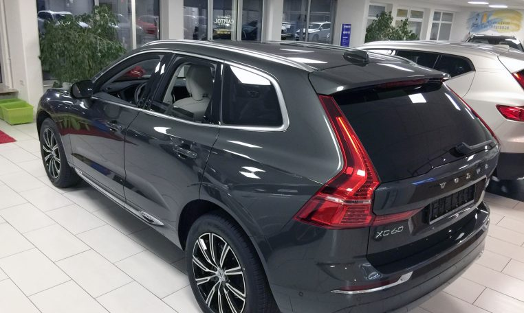 2019 Volvo Xc60 T5 Awd Inscription 1803885 Capitol Motors