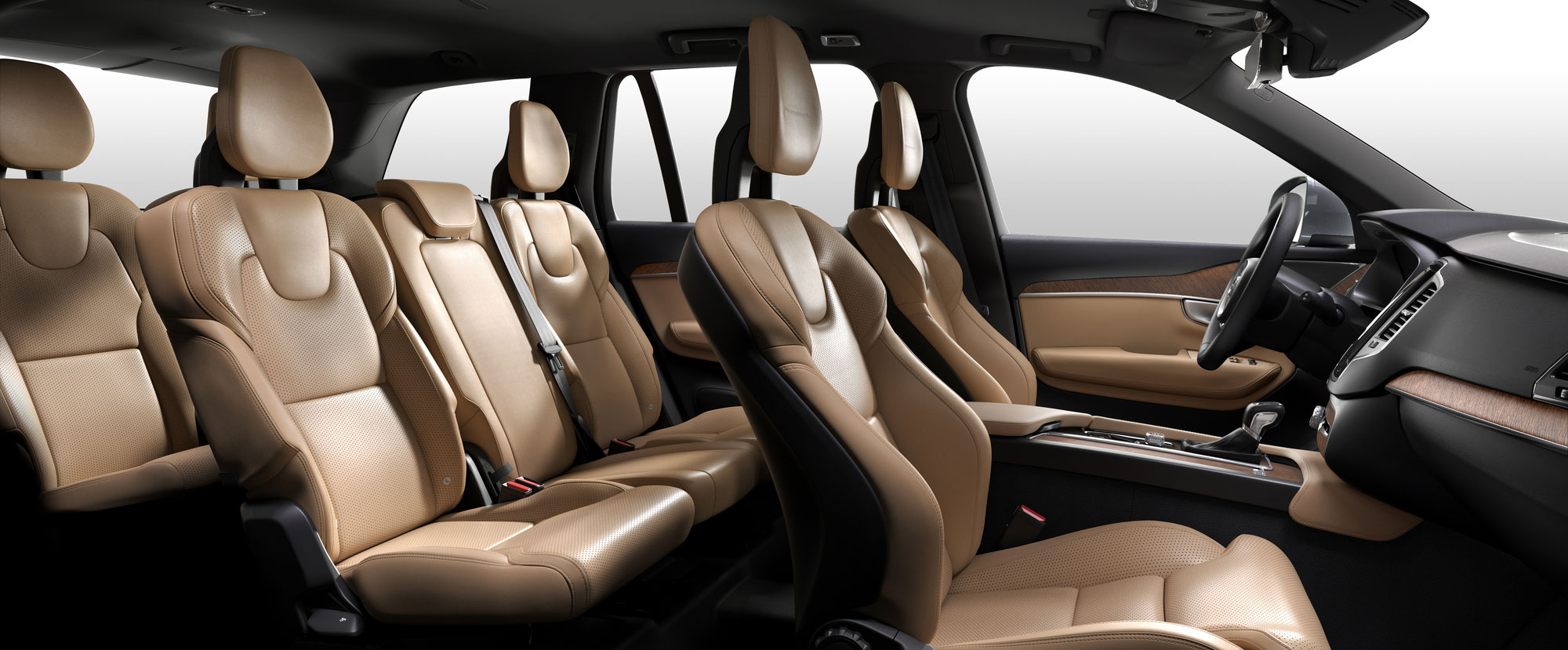 New Volvo Xc90 >> Volvo XC90 - Your Large Luxury Family SUV - Capitol Motors