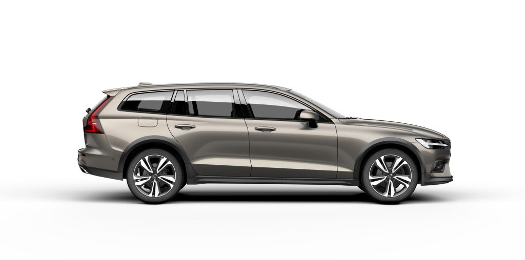 Volvo V60 Cross Country >> VOLVO V60 Cross Country – Your luxury crossover wagon ...