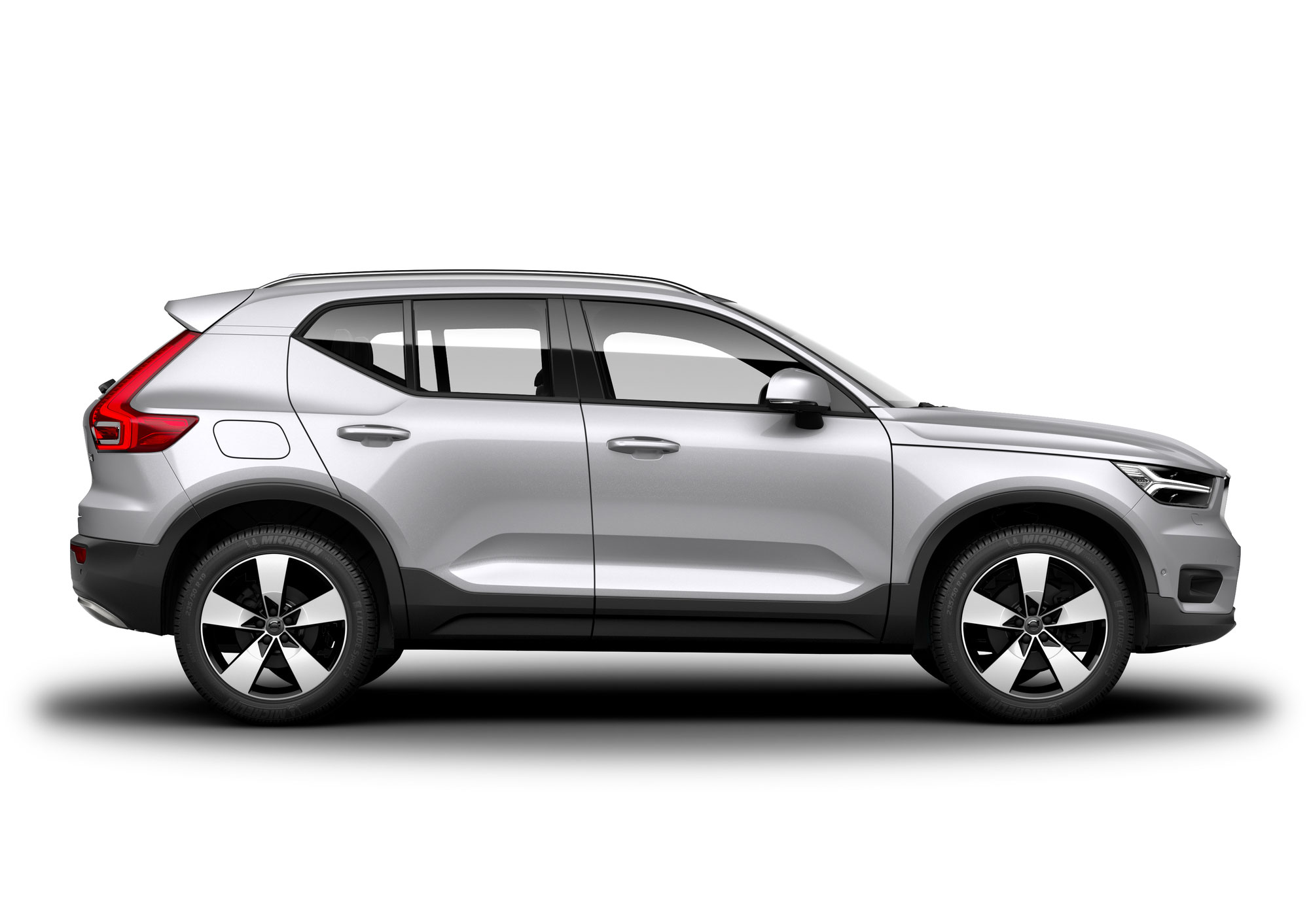 Volvo XC40 - Your Compact Crossover SUV - Capitol Motors