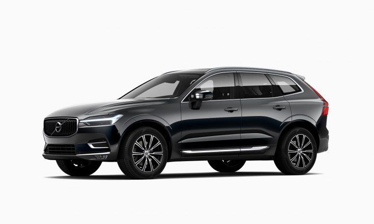 Volvo XC60 Onyx Black