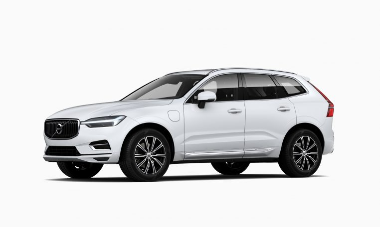 XC60 T8 Twin-Engine Crystal White