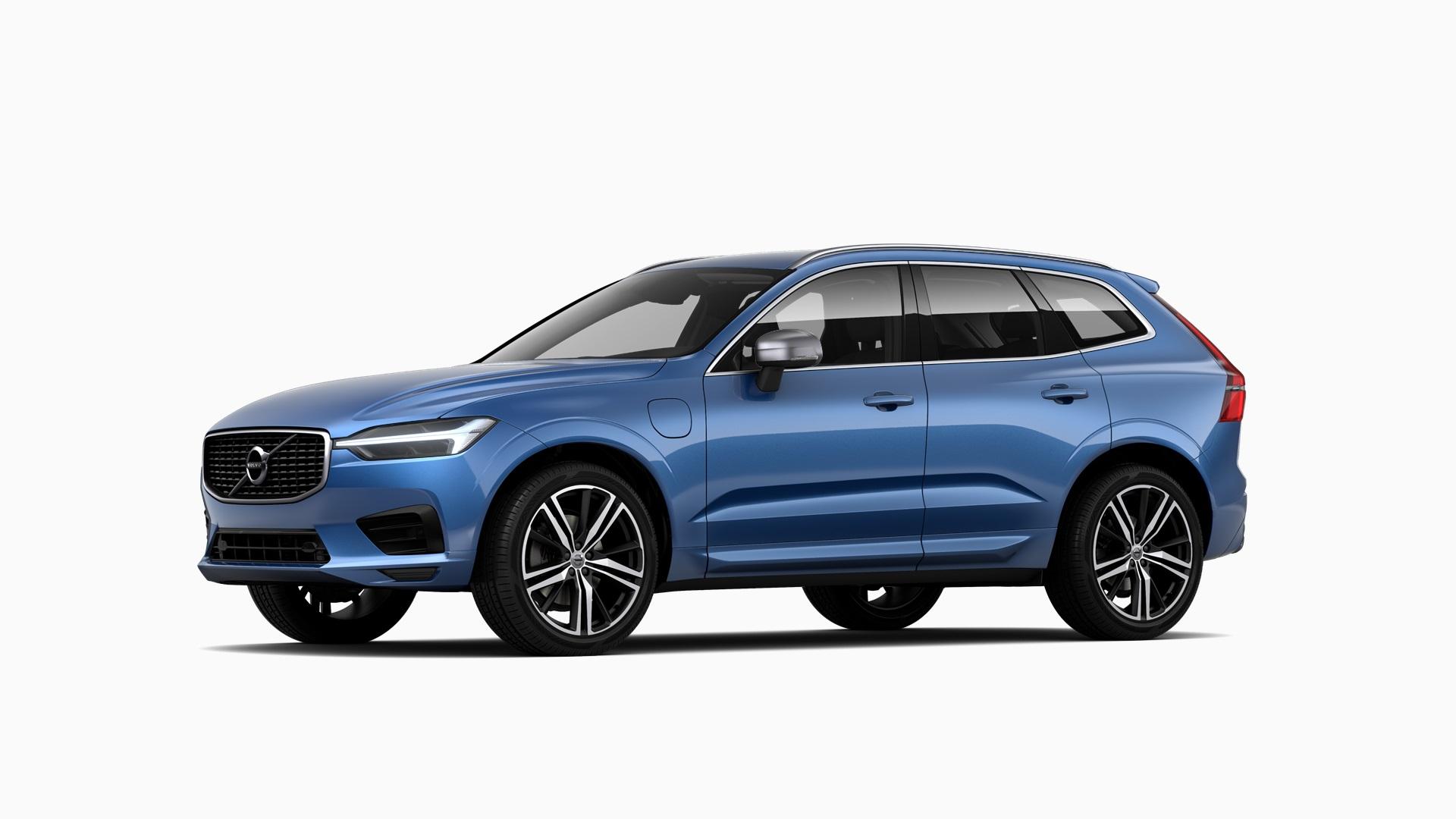 2019 Volvo Xc60 T8 Twin Engine Eawd R Design 1803659
