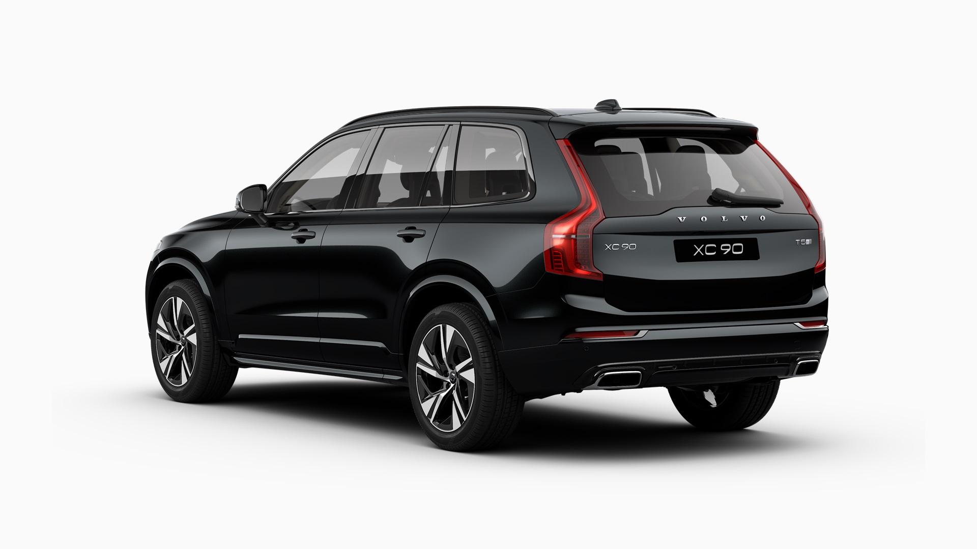 2020 Volvo Xc90 T5 Awd R Design 7668057 Capitol Motors