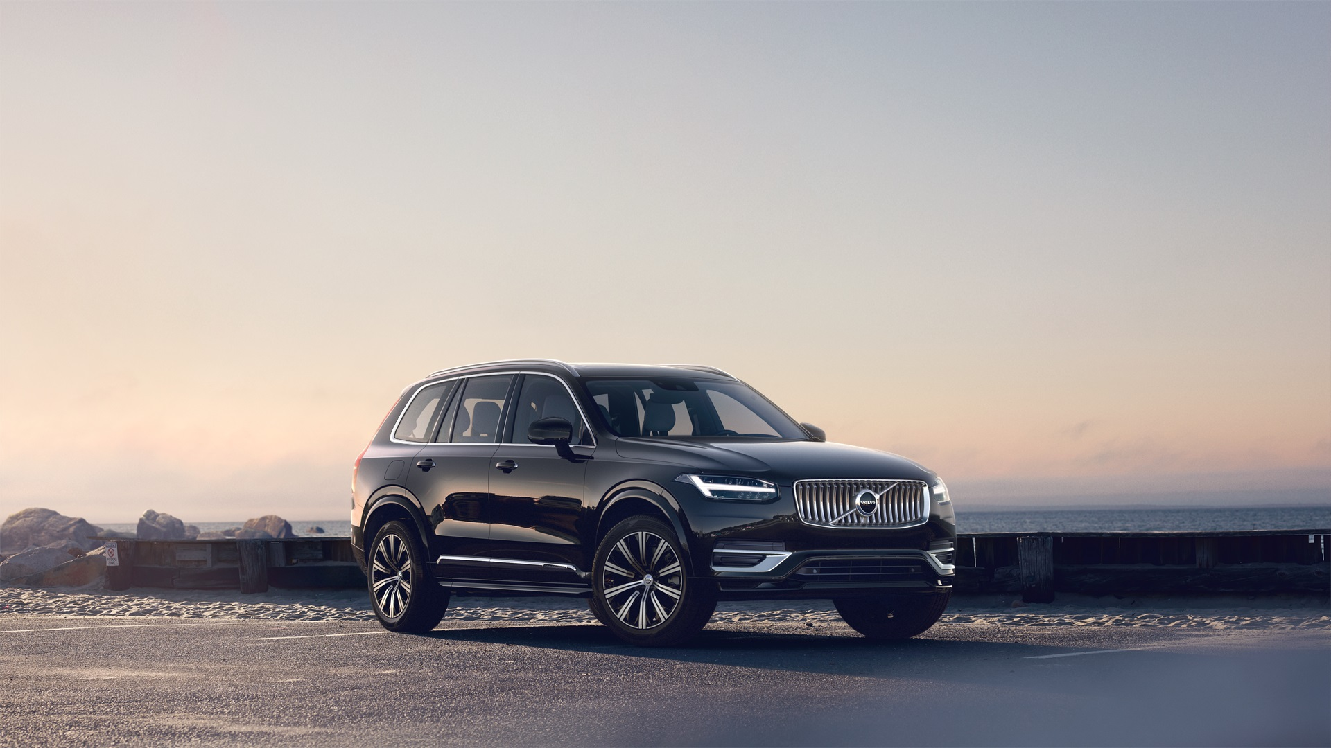 2020 volvo xc90 t6 awd inscription - 7440878
