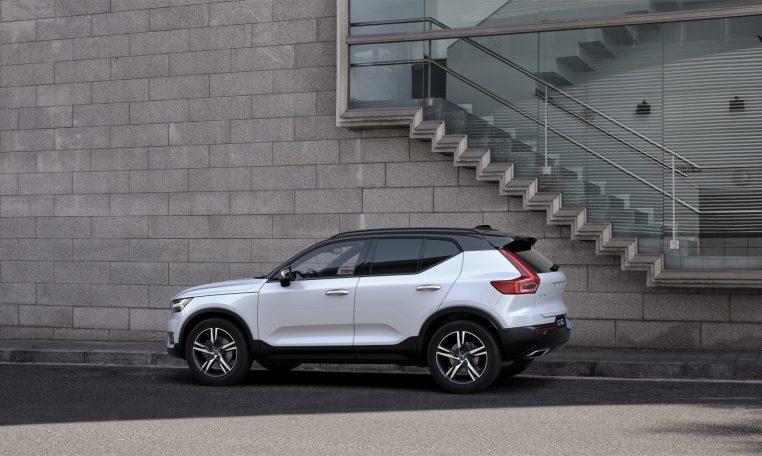 2020 Volvo Xc40 T5 Awd R Design 7542502 Capitol Motors