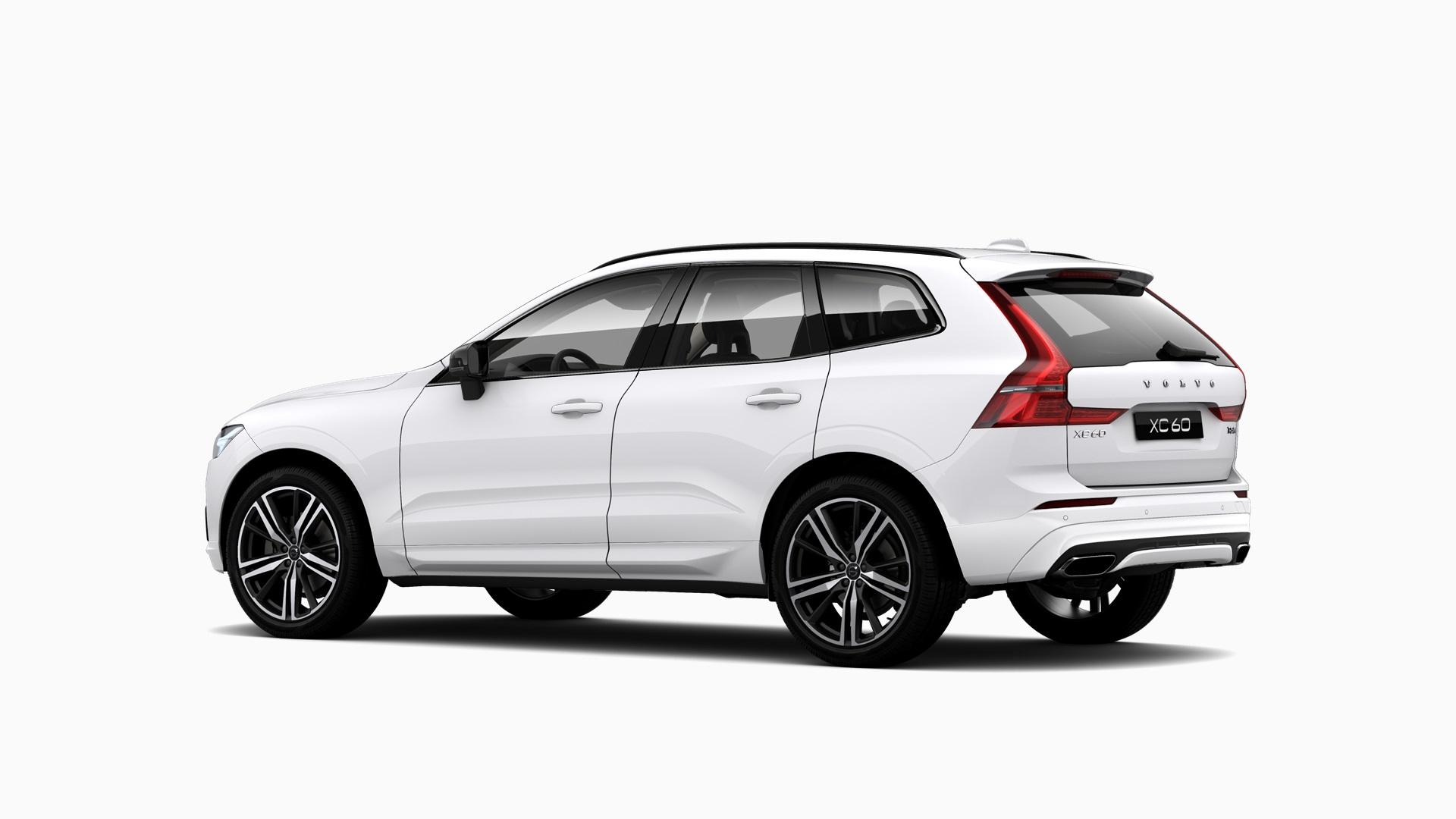 2020 Volvo XC60 T5 AWD R-Design - 7415798 - Capitol Motors