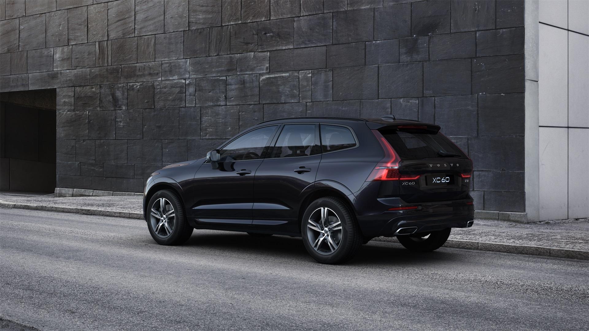2020 Volvo Xc60 T5 Awd R Design 7512529 Capitol Motors