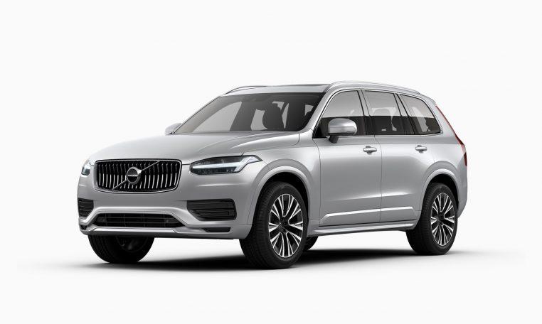 2020 Volvo Xc90 T6 Awd Momentum 7518407 Capitol Motors