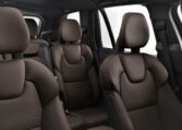 Capitol Motors Volvo XC90 Maroon Brown Leather