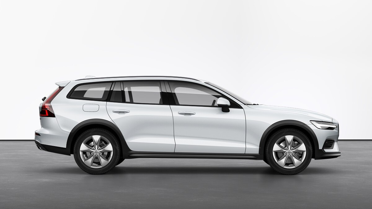 Capitol Motors Volvo V60 Cross Country - Crystal White Metallic