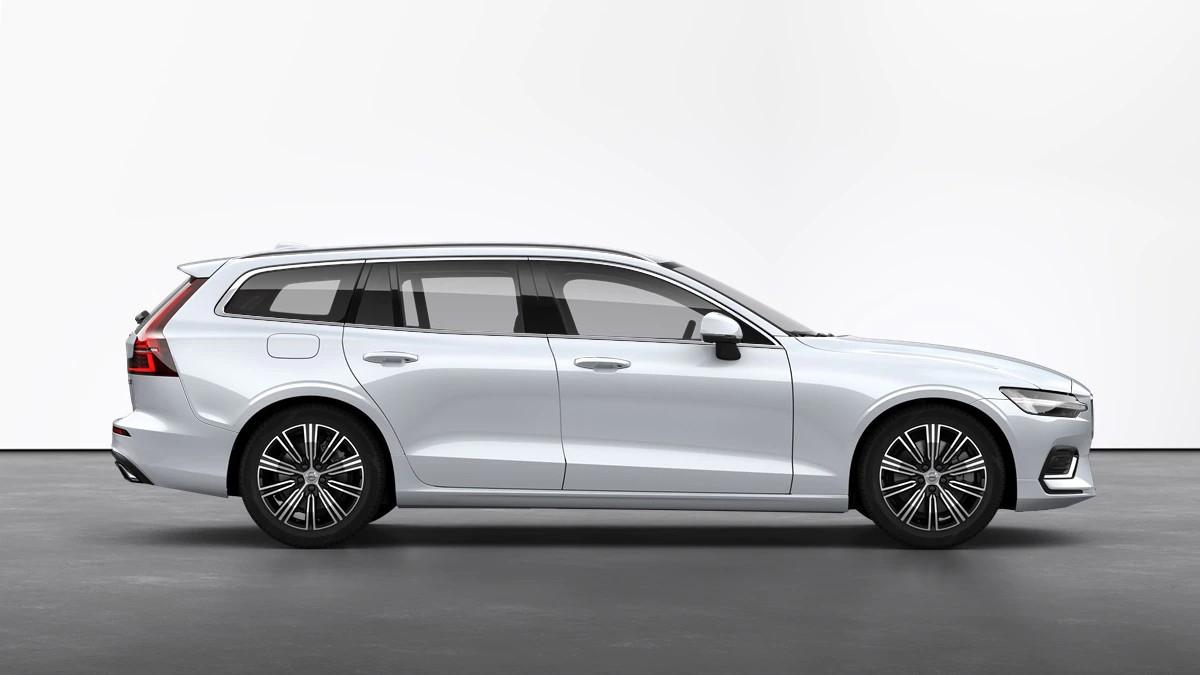 Capitol Motors Volvo V60 T5 - Crystal White Metallic