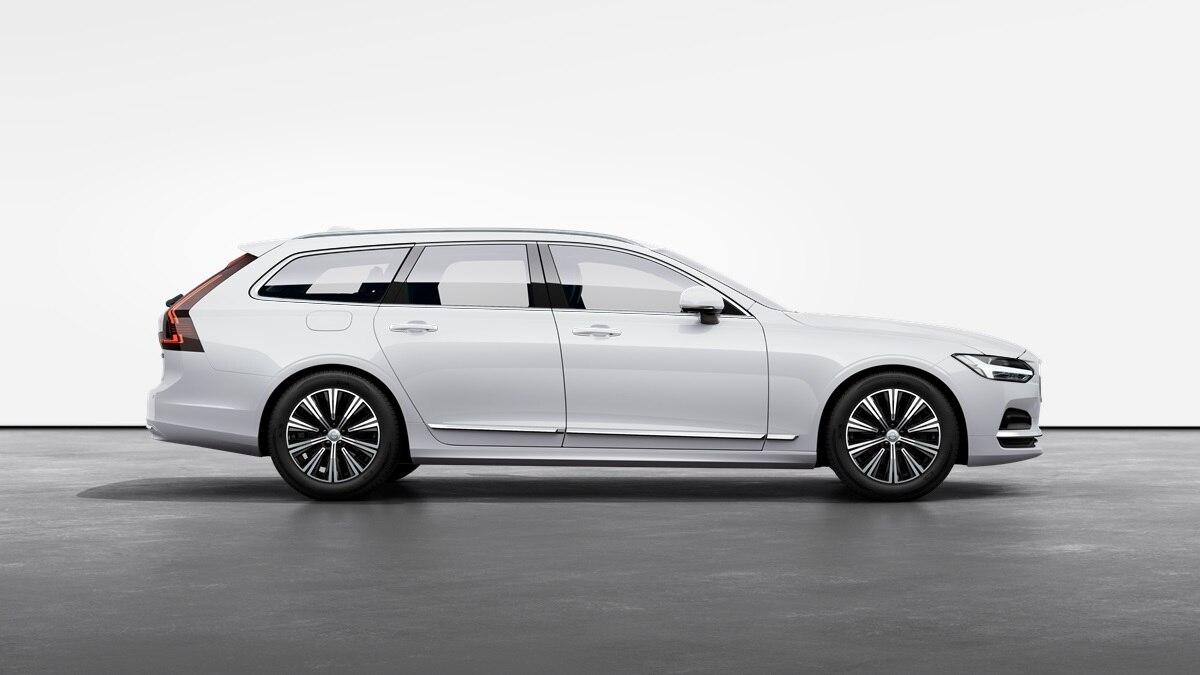 Capitol Motors Volvo V90 - Crystal White Metallic